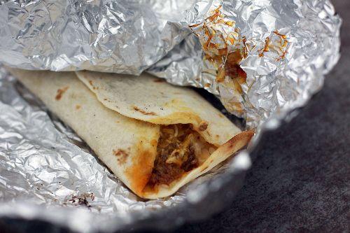 Toasted Burritos