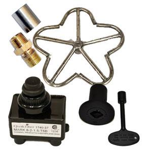 """12"""" PENTA  LP Manual Spark Gas Kit"""