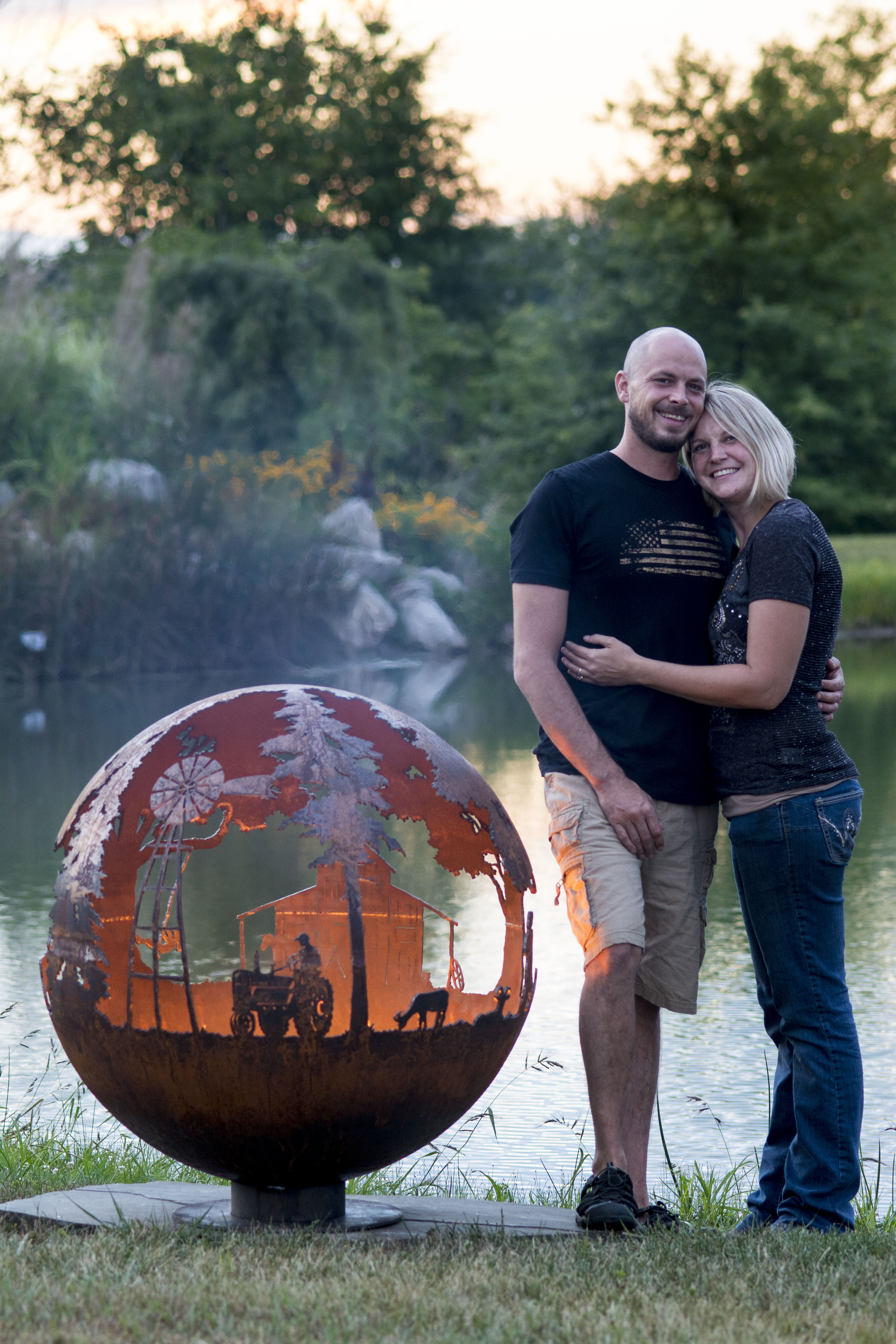 Meet Fire Pit Gallery Family