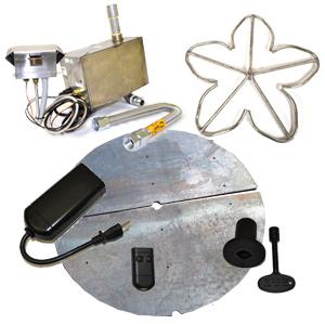 """24""""/32"""" PENTA NG Electronic Ignition System-Pan"""