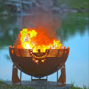 """Freedom Fire 37"""" Fire Pit Bowl"""
