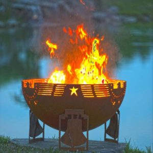 """Freedom Fire Fire Pit Bowl 37"""""""