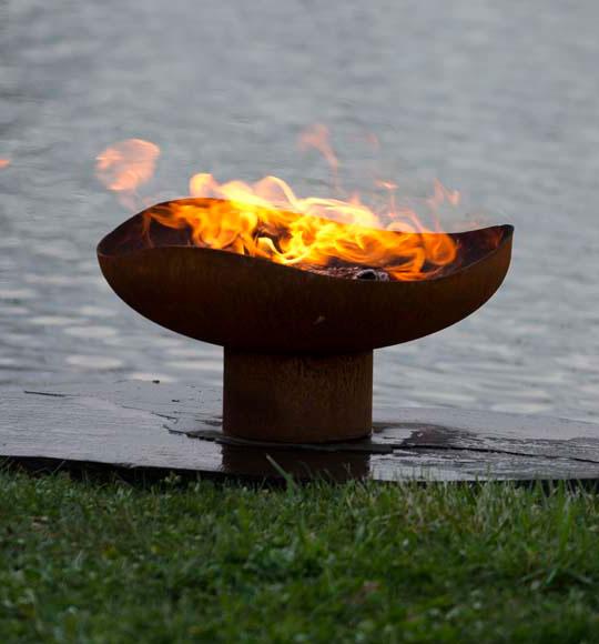 Camping Fire Pit >> Mini Dune Firebowl 24 Fire Pit