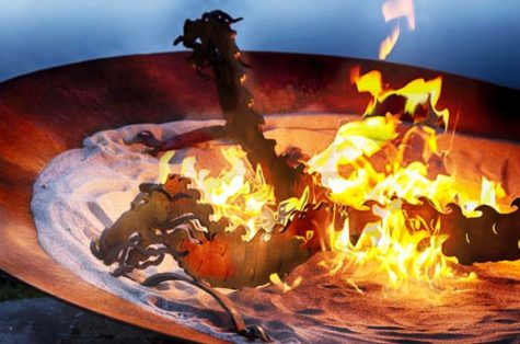 Emergence Fire Pit Bowl