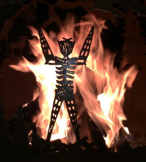 Burning Man Fire Pit