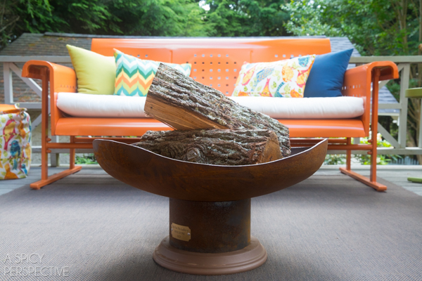 Mini Dune Firebowl | The Fire Pit Gallery on Dune Outdoor Living id=99731