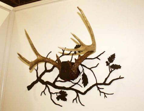Oak Branch Antler Mount Kit 3