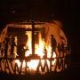 Custom Fire Pit Shawe Memorial High School
