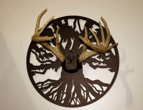 Tree of Life  Antler Mount Kit