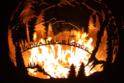 Ultima Thule Lodge - Custom Design Fire Pit
