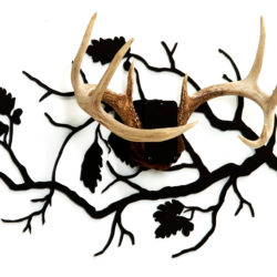 Oak Branch Antler Mount Kit 1