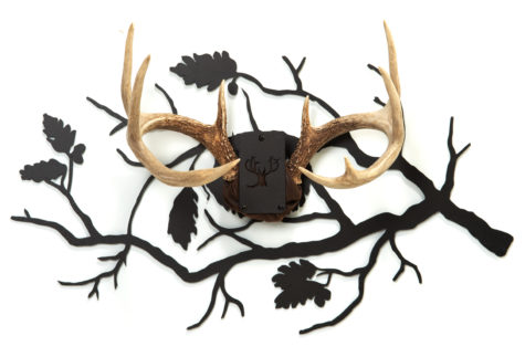 Oak Branch Antler Mount Kit 2