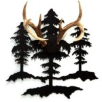 Pine Tree Antler Mount Kit