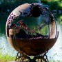 Outback Australia Fire Pit Sphere