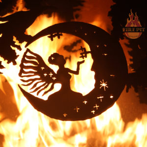 Enchanted Woods Fairy Fire Pit Sphere 06 - The Fire Pit Gallery