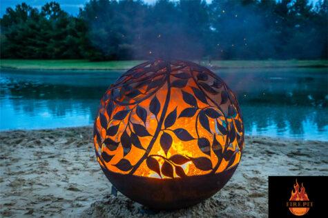 eden firepit design